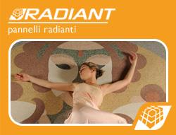 Pannelli Radianti a Pavimento, a Parete e a Soffitto - CMI srl